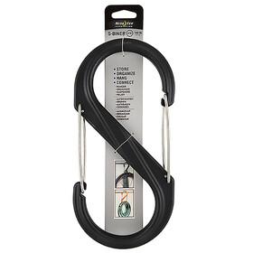 Nite Ize S-Biner Plastic Carabiner #10 Black